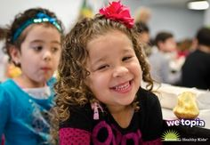 The students at Whitney Elementary love coming to school.  Gifts of Joy from WeTopia can provide them with the nutrition they need every day!