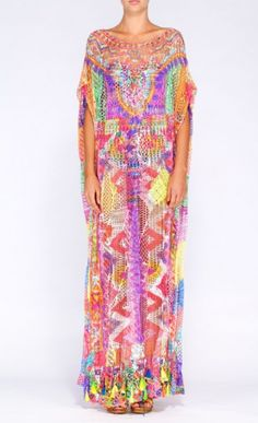 Lace kaftan ... cant wait to see this in person!