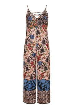 7898731724 Imperial Bloom Jumpsuit