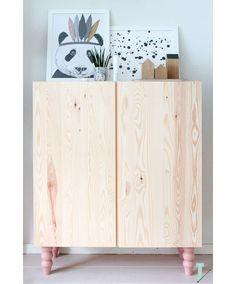 Verliefd op meubelstukken op pootjes