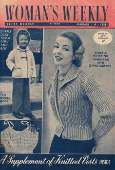Do you remember this magazine.  I do it was mostly knitting patterns.