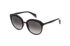 POLICE, die Marke der Firma De Rigo wurde in Italien 1983 als Unisex-Brille auf den Markt gebracht. Ein globales Statement für alle diejenigen, die ungeteilte Aufmerksamkeit suchen. Police Wonder 2 SPL499 0530 Sonnenbrille in nero lucido | POLICE-Produkte werden in über 80 Ländern vertrieben,in...