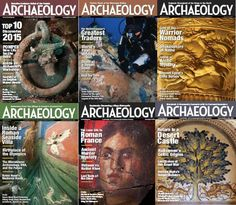 Hixamstudies: Archaeology - 2016 Full Year Issues Collection
