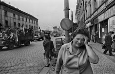 JOSEF KOUDELKA, invasion Praque 1968.