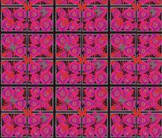 Eden_rouge-ed fabric by bfrap on Spoonflower - custom fabric