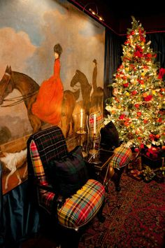 """the adventures of tartanscot™: """"Holiday Inspirations, Red and Green . . . """""""