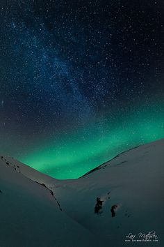 Aurora & Milky Way