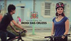 """Para incentivar o uso de bicicleta na cidade, Central Business assina a campanha """"Pedala, Mogi"""""""