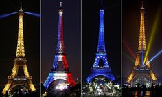 Why the Eiffel Tower Delivers a Message of Hope to French People   World news   The Guardian