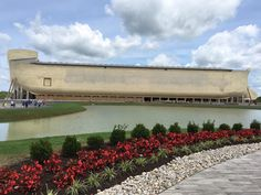 There is a new attraction in Kentucky. It is called the Ark Encounter and it is of epic proportions. The Ark is built to the sizes as determined by the measurements giving in the… Vacation Places, Vacation Trips, Vacation Spots, Family Vacations, The Ark Encounter, Kentucky Vacation, Parks, Creation Museum, My Old Kentucky Home