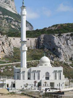 Ibrahim-al-Ibrahim Mosque-Gibraltar