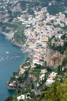 @saltandwind | Aida's Itineraries | One Week On The Amalfi Coast | www.saltandwind.com