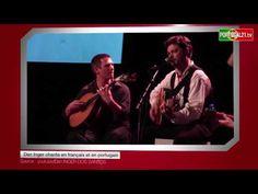 Dan Inger chante en français et en portugais