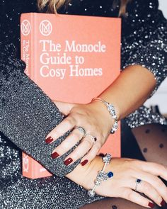 Pandora, Winter 2017, Do get what you wish for, Present, The Monocle Guide to Cosy Homes