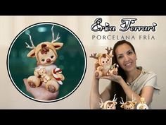 How To Make Christmas Doll Face Painting Tutorials, Clay Tutorials, Youtube Dolls, Cold Porcelain Tutorial, Traditional Japanese Tattoos, Biscuit, Polymer Clay Dolls, Doll Tutorial, Doll Repaint
