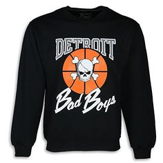 Detroit Pistons Bad Boys Crewneck Sweatshirt  http://allstarsportsfan.com/product/detroit-pistons-bad-boys-crewneck-sweatshirt/  NBA Detroit Pistons Sweatshirts Detroit Pistons Sports Fan Attire Jersey