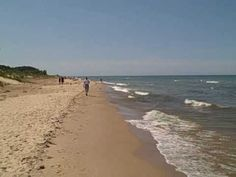 14 miles North of us.  Spectacular views and a VERY FUN outing!  Nice Lake Michigan Beach too.  Climbing Little Sable Point Lighthouse in Michigan