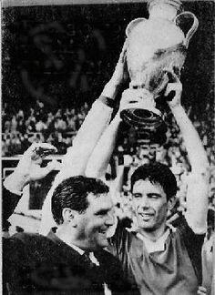 Wembley, 1969 - Nereo Rocco, Cesare Maldini