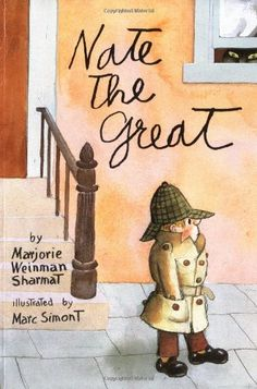 Nate the Great by Marjorie Weinman Sharmat http://www.amazon.co.jp/dp/044046126X/ref=cm_sw_r_pi_dp_qIO.tb0XR4EE0