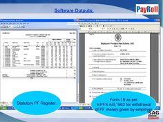 Gen Desktop Payroll Software by SAG Infotech Pvt Ltd