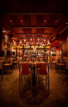 Home | Red O Restaurant