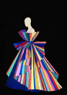 ROBERTO CAPUCCI #vintage couture #color