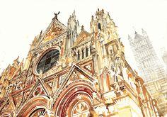 architecture sketch watercolor - Buscar con Google