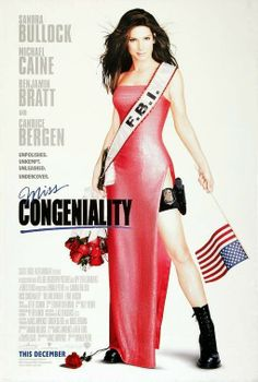 Miss Congeniality (2000) BRRip 720p Dual Audio [English-Hindi] Movie Free Download  http://alldownloads4u.com/miss-congeniality-2000-brrip-720p-dual-audio-english-hindi-movie-free-download/