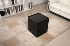 P205B MINI BAR/SIDE TABLE from 7 FURNITURE