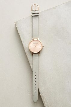 Aldsworth Rose Dial Watch