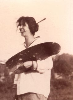 Munn in the Catskills, c. 1928.
