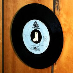 Record Switchplate (great idea for a music room) inspiration only
