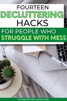 Desperate to start decluttering your home? We share all the best tips for tackling the overwhelming spaces in your home and how to declutter fast! Declutter Your Home, Organize Your Life, Organizing Your Home, Home Organisation Tips, Organization Hacks, Selling Your House, Home Hacks, Homemaking, Home Buying
