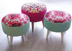 Funky home decor really Sweet post example number 9397802627 - The best room decor thoughts. Tire Furniture, Funky Furniture, Recycled Furniture, Custom Furniture, Funky Home Decor, Easy Home Decor, Tire Ottoman, Round Ottoman, Funky Chairs