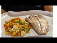 Peste pe pat de legume - YouTube How To Cook Fish, Grains, Tacos, Rice, Mexican, Cooking, Ethnic Recipes, Youtube, Food