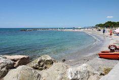 Toskana Strandtipps mit Übersicht der Badestrände an der Etruskischen Küste, Badestrände in Cecina Mare, Marina di Castagneto Carducci, San Vincenzo