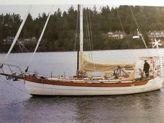 1981 Hans Christian 38T Sail Boat For Sale - www.yachtworld.com