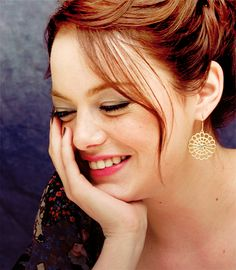 Emma Stone. I want to be her best friend.