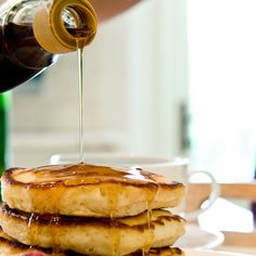 Best Breakfast Pancakes Recipe Breakfast and Brunch with all-purpose flour, baking powder, sugar, salt, large eggs, milk, unsalted butter, vegetable oil