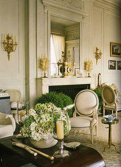 Henri Samuel - inspiration for Master Bedroom