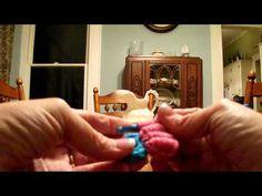 Crochet Bullion (Roll Stitch) by Donna Kay Lacey