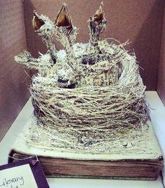 Mystery book sculptures still sprouting across Scotland