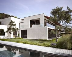 Image Gallery - Haus in Uitikon, CH Style At Home, Meier, My House, Villa, Mansions, House Styles, Gallery, Image, Home Decor
