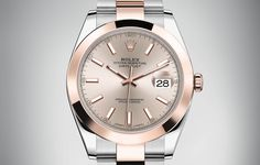 Discover the new Rolex Datejust 41 unveiled at Baselworld 2016.