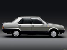 Fiat Regata ES 1983