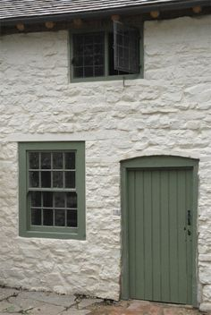 Decoration Cottages Uk, Fishermans Cottage, English Country Cottages, Home Additions, Detached House, Semi Detached, Windows And Doors, Front Doors, Coastal Living