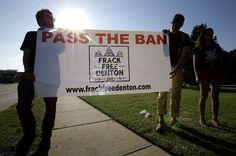 Fractura hidráulica: La ciudad texana de Denton prohibe el fracking
