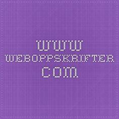www.weboppskrifter.com