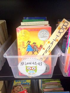 Need help keeping track of checked out books from your classroom library?