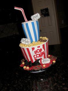 Movie Night Birthday